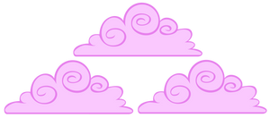 Sugar Cloud's Cutie Mark [Request] by Lahirien