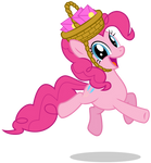 Pinkie Pie: Cutest Bounce Ever