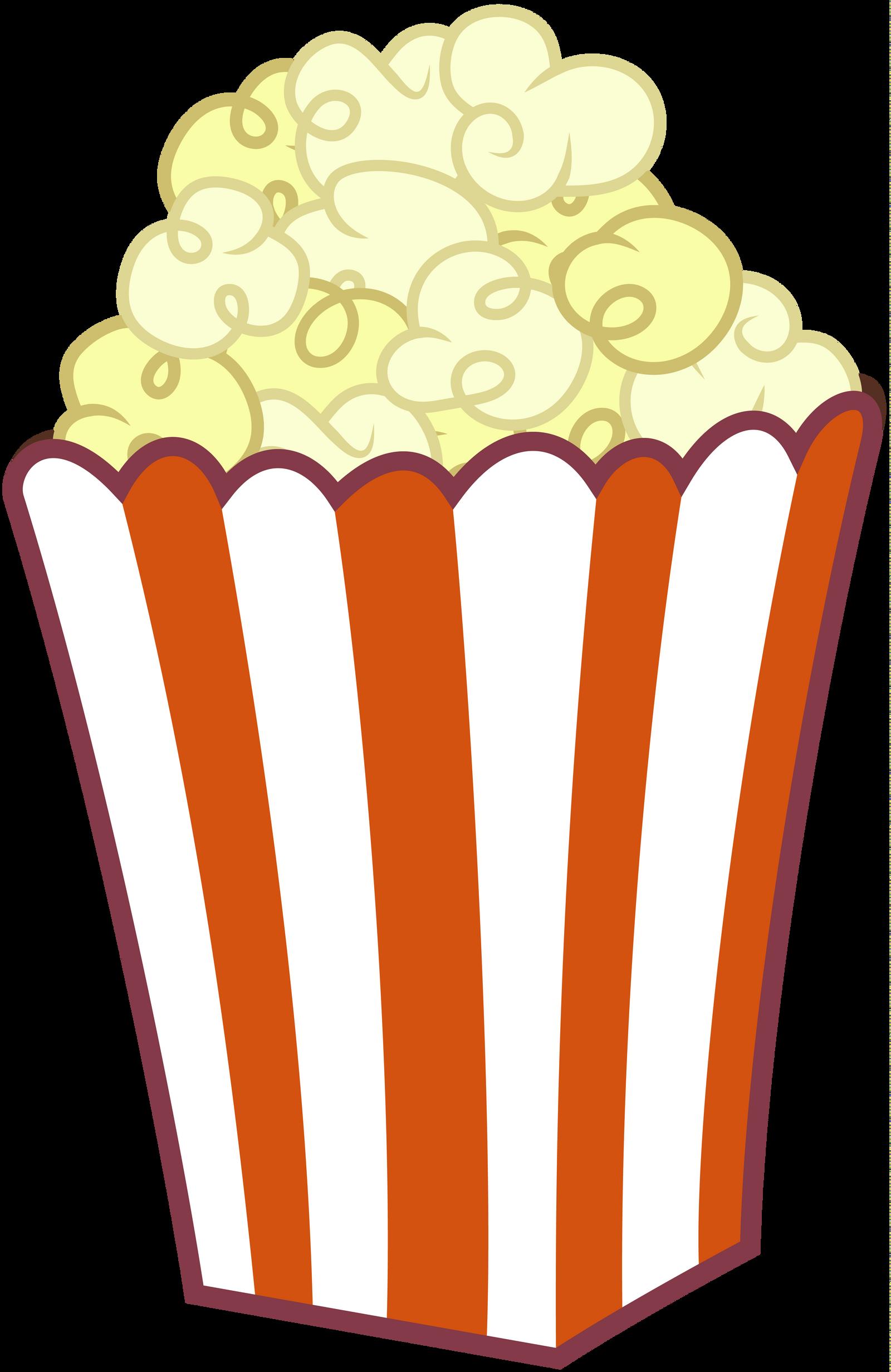 MLP Resource: Bag of Popcorn by Lahirien on DeviantArt