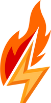 Flamebolt's Cutie Mark [Request]