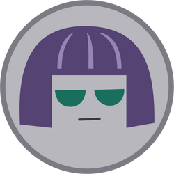 MLP Resource: Maud Squad Button by Lahirien