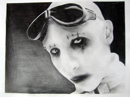 manson by lullacrie