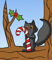 Squirrel's Christmas