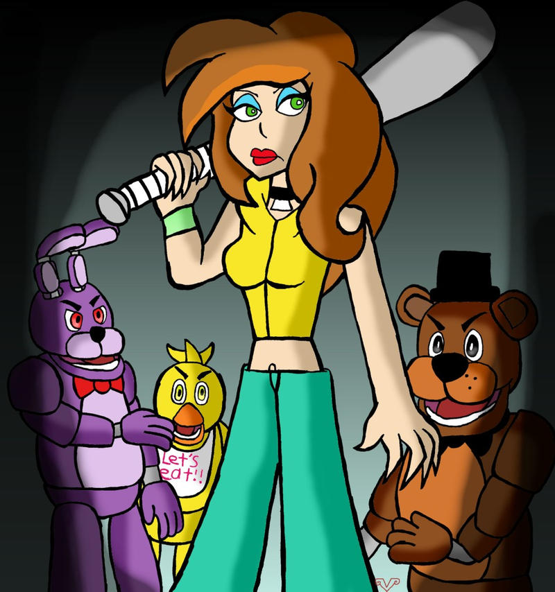 Prozzak: Five Nights at Freddy's by VickyJ