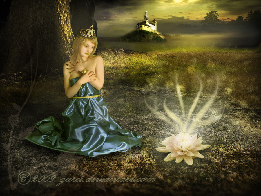 the Magic Flower by gulyas-alfred on deviantART