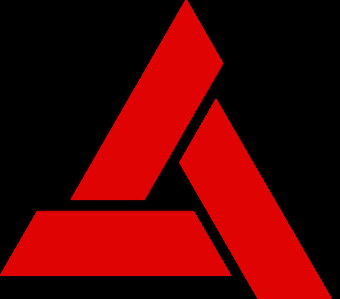 Men Assassin's Creed Red Logo T Shirt Black, L ...