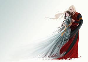 Lyanna + Rhaegar II