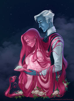 Hades + Persephone