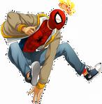 ARTRADE: peter to spidey