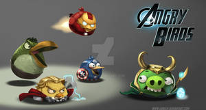 THE ANGRY-VENGERS
