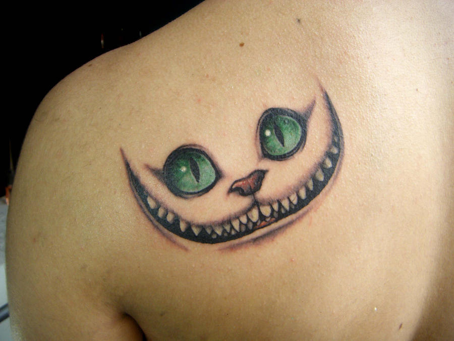 Cheshire Cat by MentalBwoy