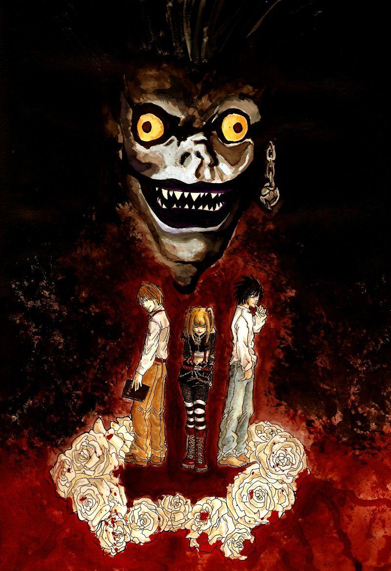 Death Note fanart by Istriel