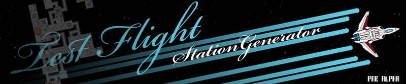 Test Flight Station Generator Banner by happienoodleboy