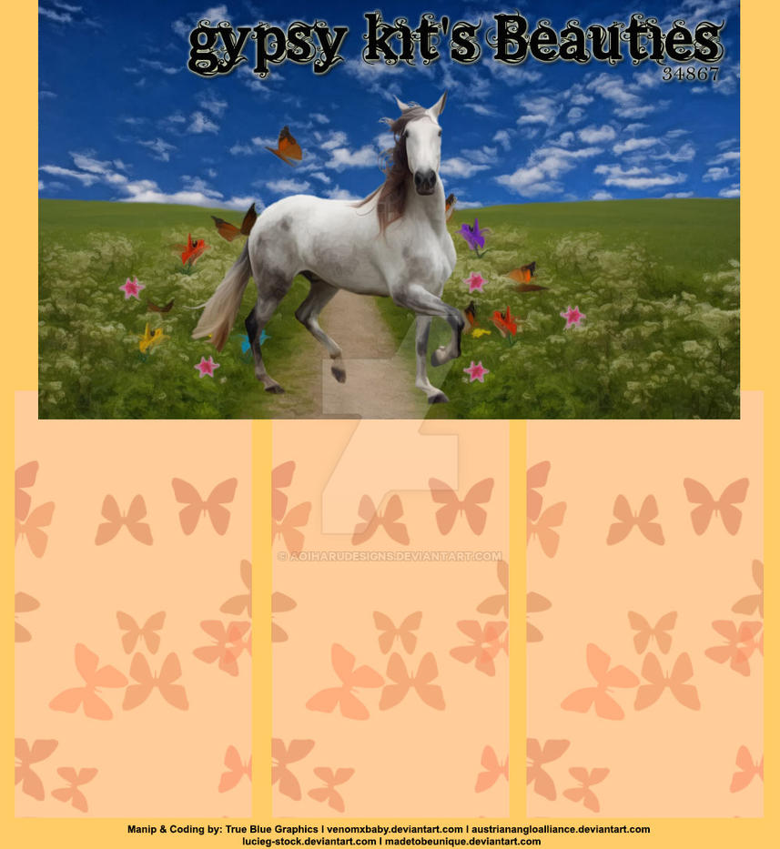 Gypsie by AoiHaruDesigns