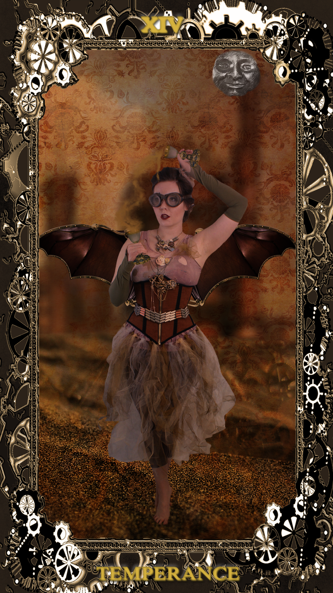 Steampunked Temperance by AoiHaruDesigns