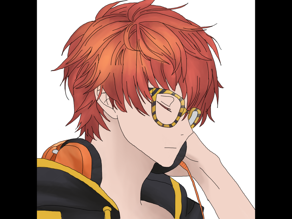 707 mystic messenger by AoiHaruDesigns