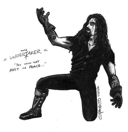 The Undertaker. by MBV-Arkestra
