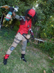 Mordecai Cosplay -Updated- by Courtney-Crowe