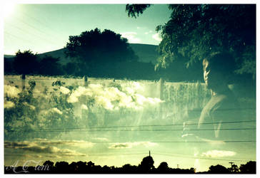 Summer's Dying Breath II by CaterpillarOfAngst