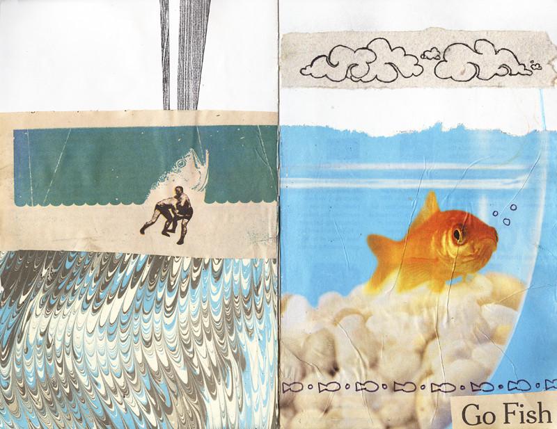 Go Fish by CaterpillarOfAngst