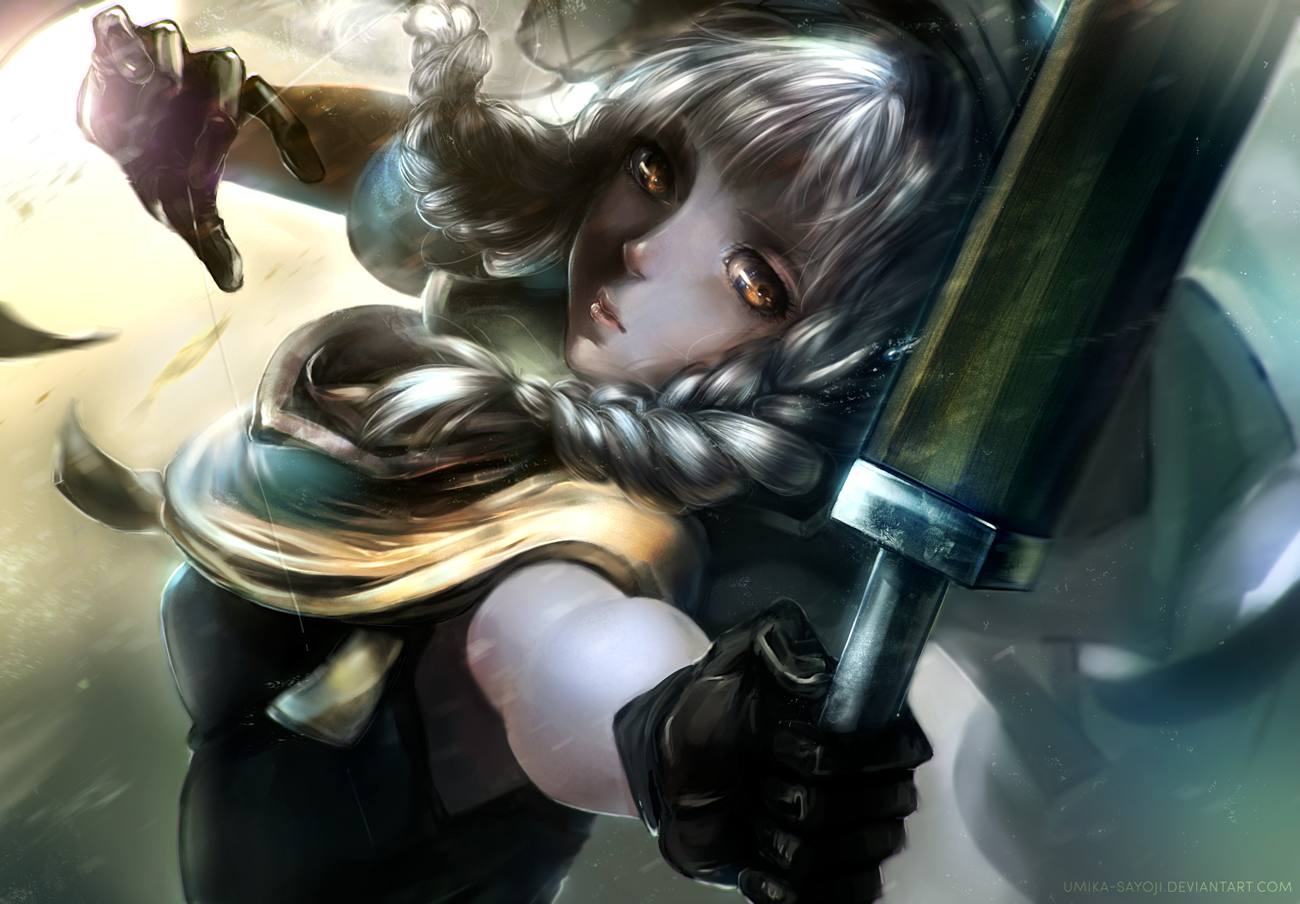 Archer: Elf by Umika-Sayoji
