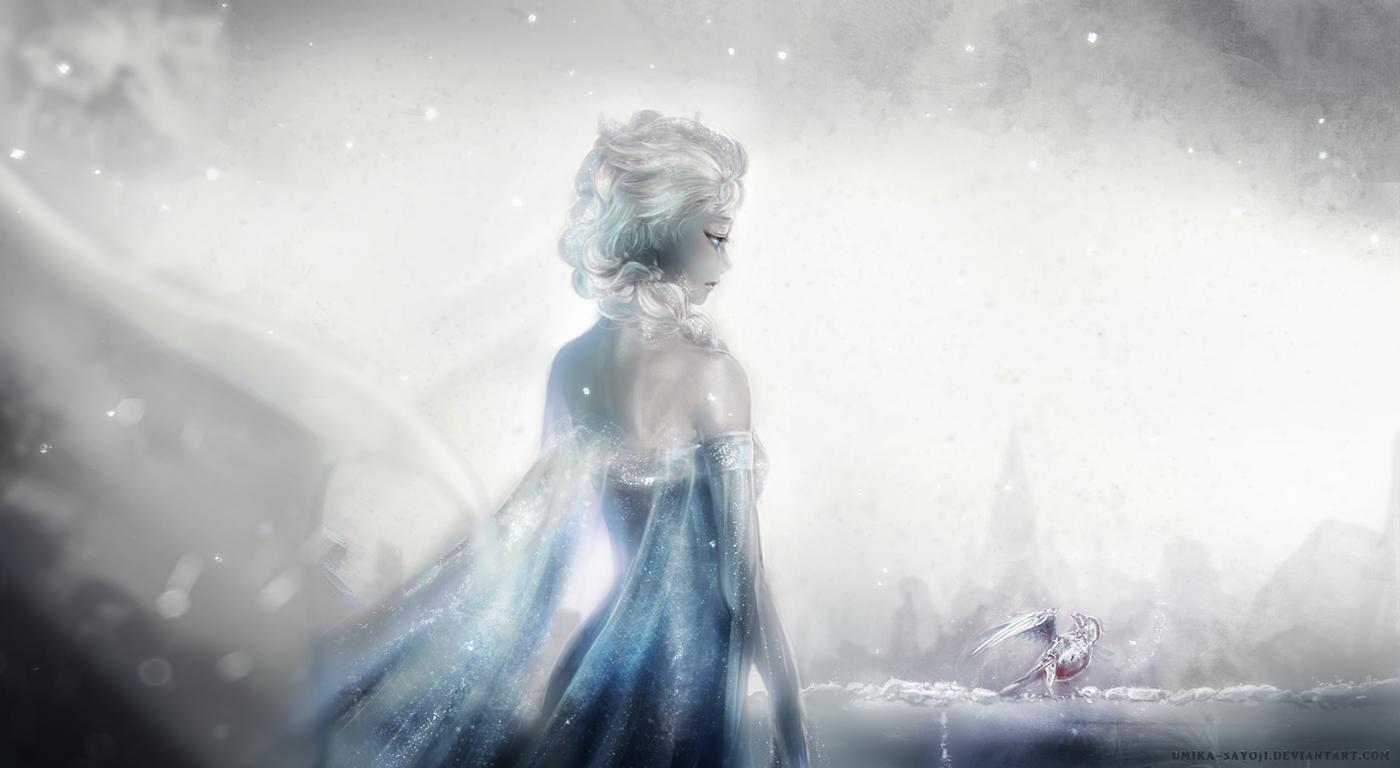 Frozen by Umika-Sayoji