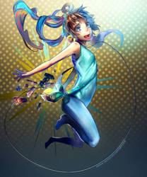 Maskot-tyan by Umika-Sayoji