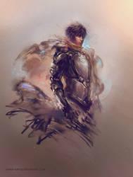 Knight by Umika-Sayoji