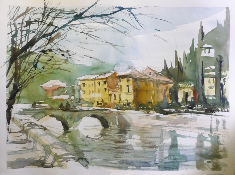 ponte pietra by terton