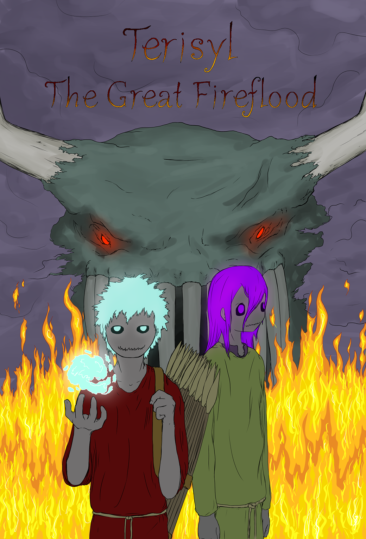 The Great Fireflood by ICLHStudios
