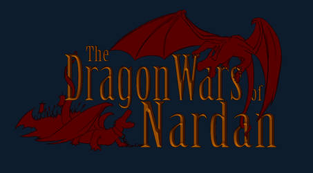 The DragonWars of Nardan Logo