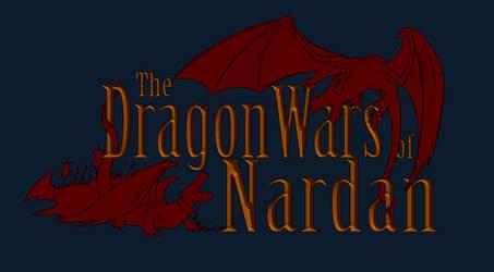 The DragonWars of Nardan Logo