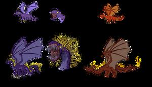 Dragonwars concepts