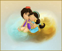 A Whole New World :D by elicoronel16