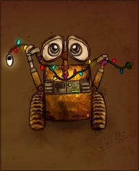 Wall-E by elicoronel16