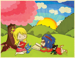 Tales of Fairy Tail by elicoronel16