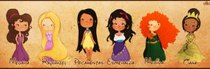 Disney Girls