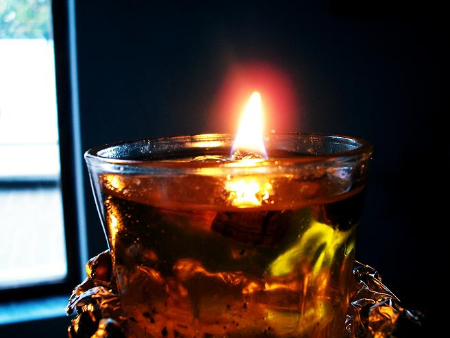 candle by victorialexphotoshop