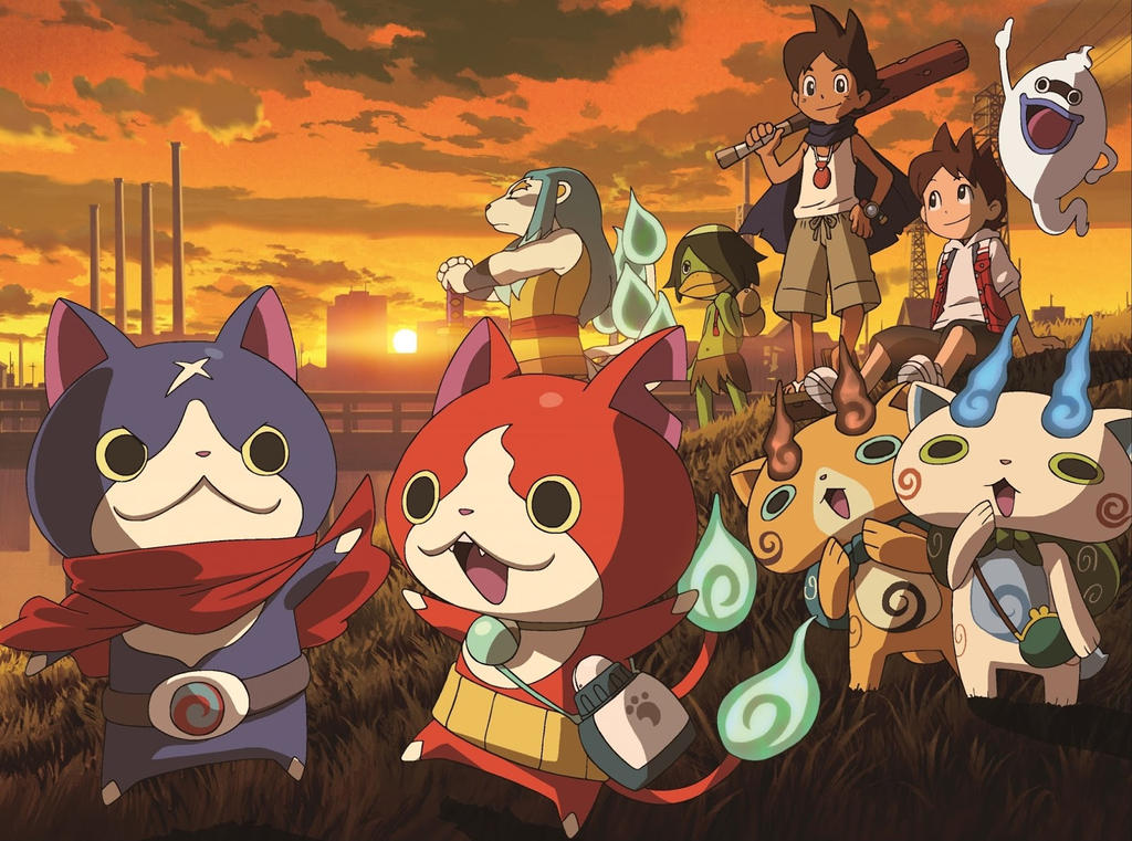 Yo Kai Watch The Movie By Endore050 On Deviantart