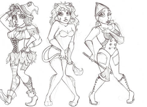 Ladies of Oz