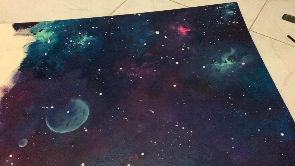 Space!! by Gun-giloo