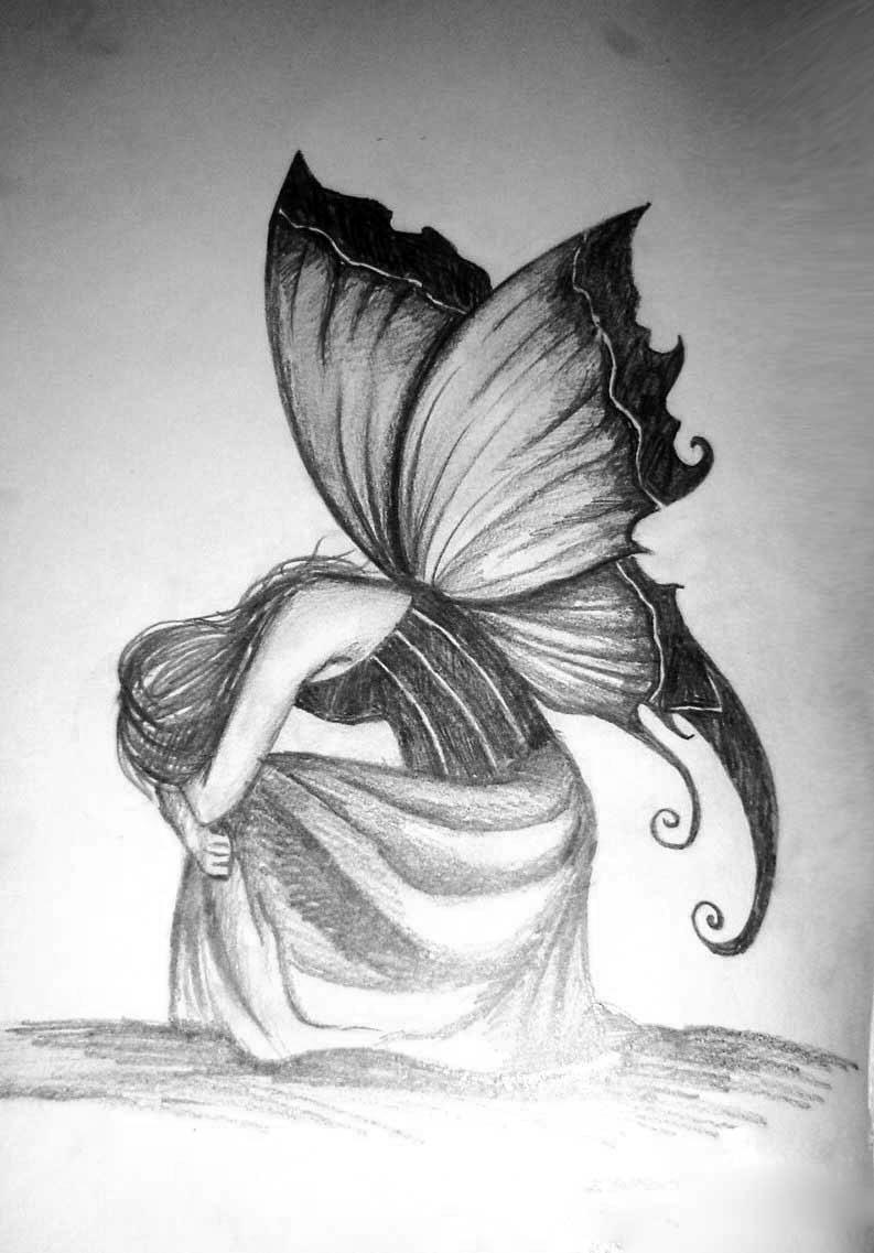 Dark Fairy by BlindEye04 on DeviantArt