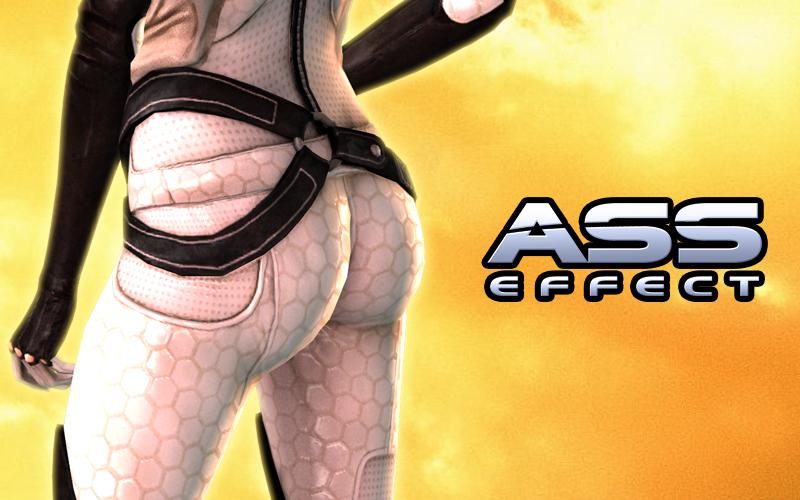 Ass Effect 2 by TruePrince