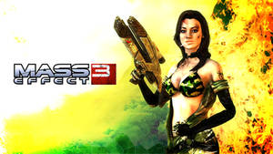 Mass Effect Fortunate Daughter