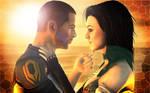Mass Effect The Showdown