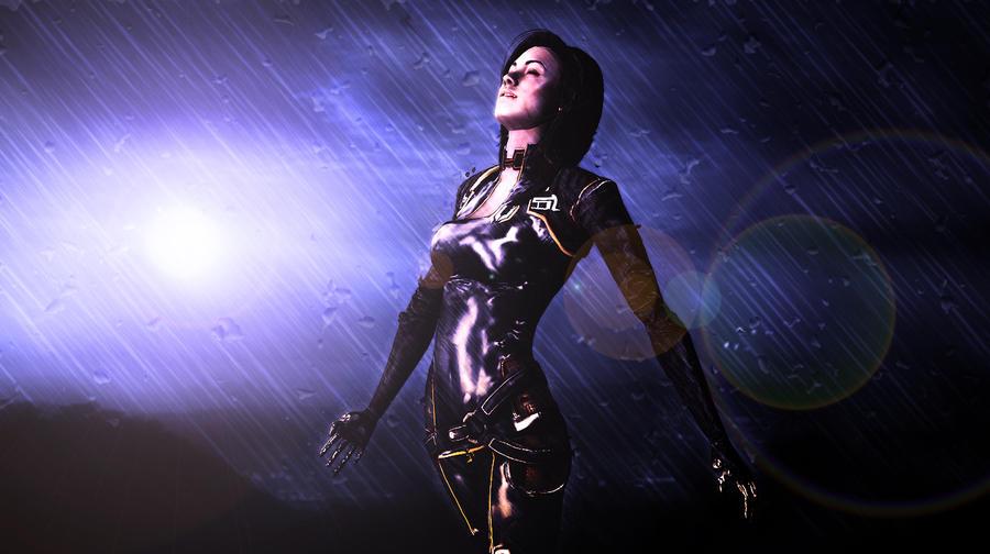 Tears in the Rain by TruePrince