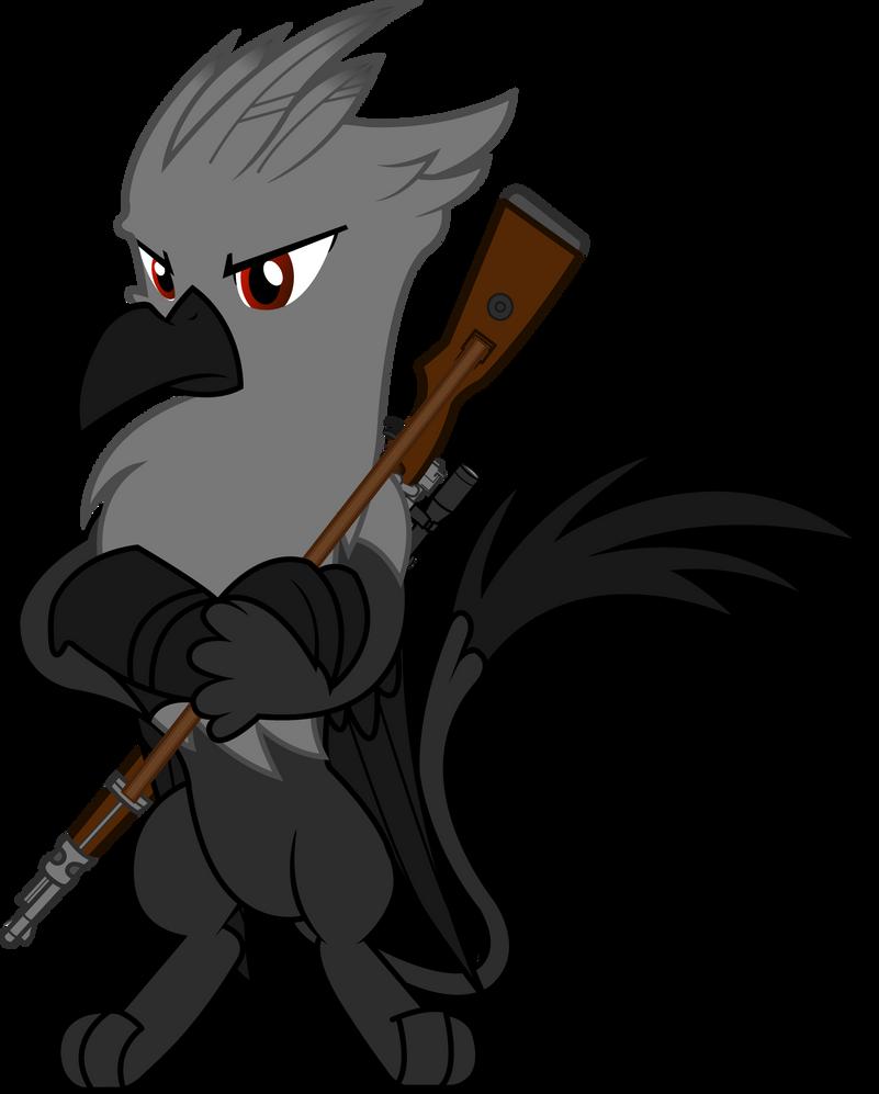 Krieg Razorbeak by OutlawedTofu