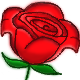 Lily Petal Icon - Rose by tropical395