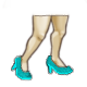 Lily Petal Icon - Shoes by tropical395
