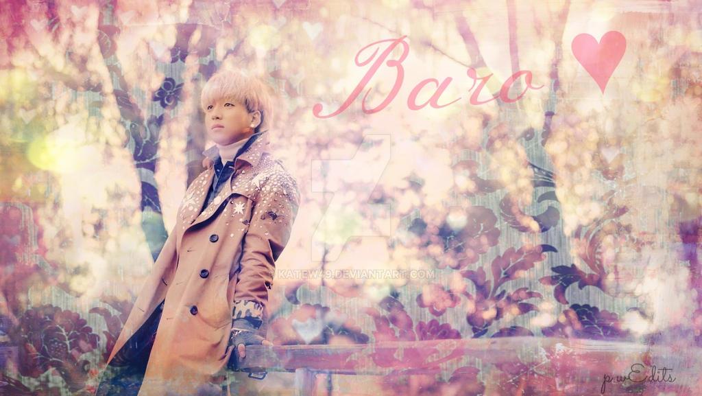 Baro - Tried to Walk by  B1a4 Gongchan Tried To Walk